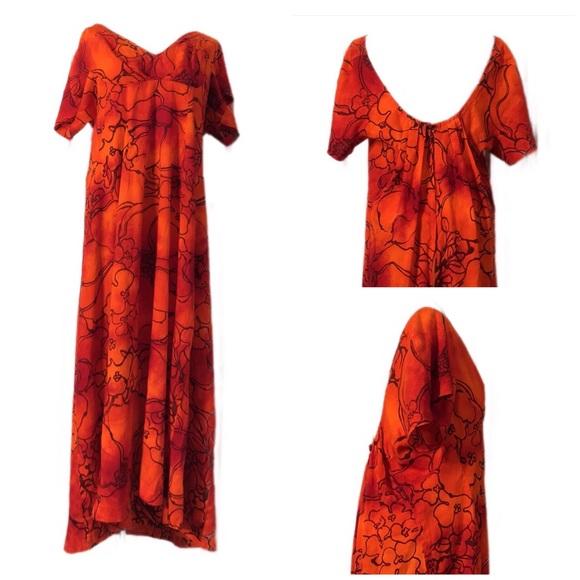 Elegant Hawaiian Dresses